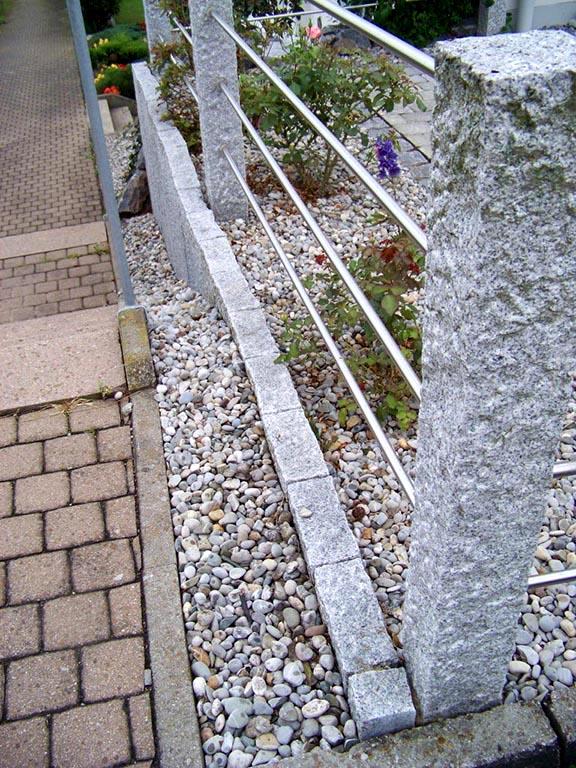 Z une und grundst cksabgrenzungen in der gartengestaltung for Gartengestaltung vor zaun